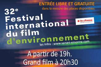FESTIVAL INTERNATIONAL DU FILM D'ENVIRONNEMENT 2015