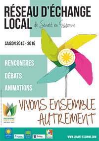LA PROGRAMMATION 2015/2016 DU RESEAU D'ECHANGE LOCAL
